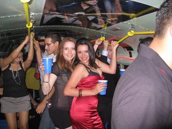 Party in La Chiva